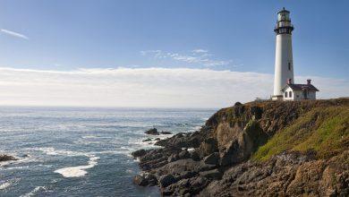 اولین فانوس دریایی چه زمان ساخته شد؟