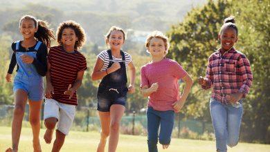 سطح انرژی کودکان از ورزشکاران حرفه ای استقامت هم بیشتر است