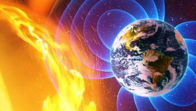 قطب های زمین به زودی جابجا می شوند؟