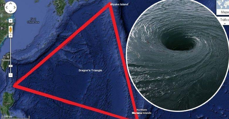 مستند مثلث برمودا اقیانوس آرام