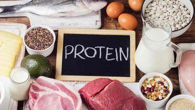 بهترین منابع پروتئین برای عضله سازی