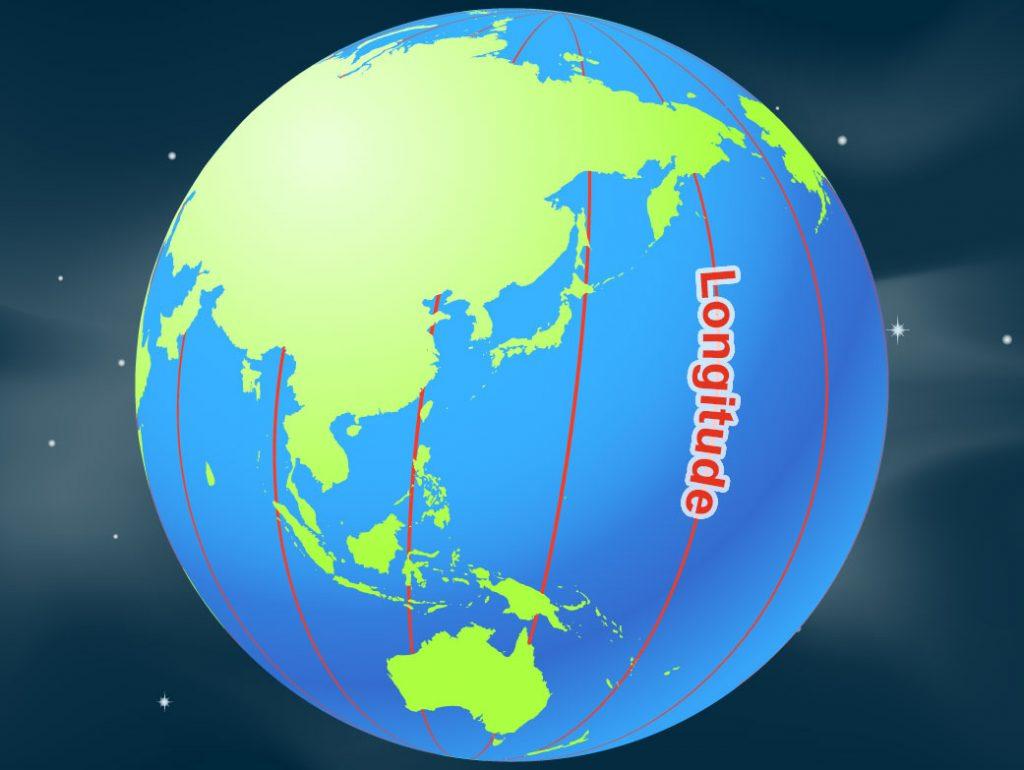 طول جغرافیایی