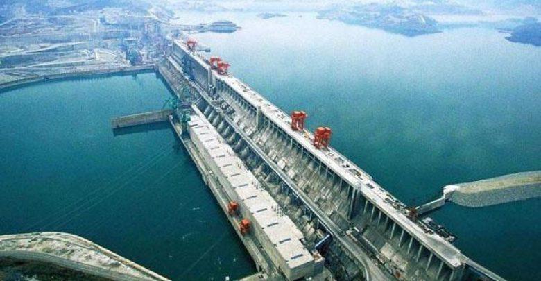 مستند تکنولوژی ساخت سد برق آبی سه دهانه در چین