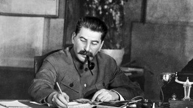 آشنایی با زندگی استالین