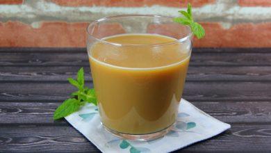 طرز تهیه شیر چای هندی