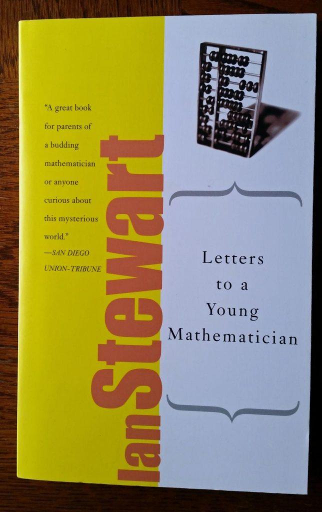 کتاب نامه هایی به یک ریاضیدان جوان