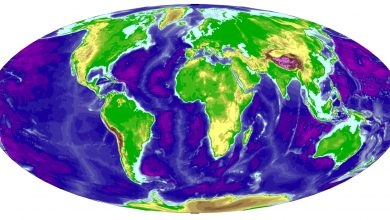 آیا مقدار آب در کره زمین ثابت است؟