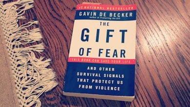 معرفی و خلاصه کتاب موهبت ترس