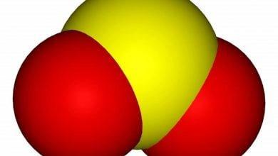 دی اکسید گوگرد چیست؟