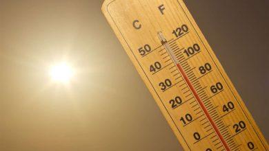 دما یا درجه حرارت چیست؟